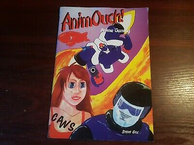 CAWS Mini Rules AnimOuch! SC VG RPG BOOK #5 • 12.96£