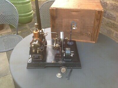 Marklin Wurttemberg Vintage Stationary Steam Engine • 590£