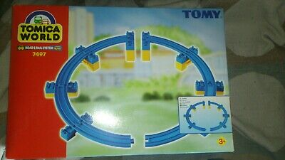 Tomy ( Tomica World) Road And Rail System 7497 • 5£