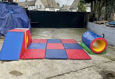 Used Soft Play Equipment • 200£