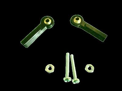 Ball Link Swivel Joint Brass And Nylon With Screws & Nuts • 9£