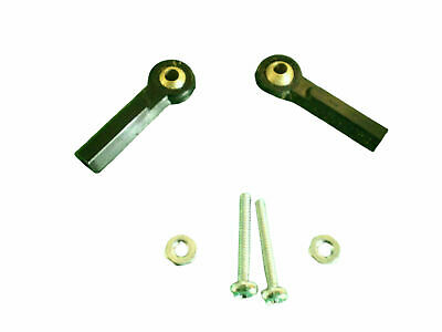 Ball Link Swivel Joint Brass And Nylon With Screws & Nuts • 9.99£