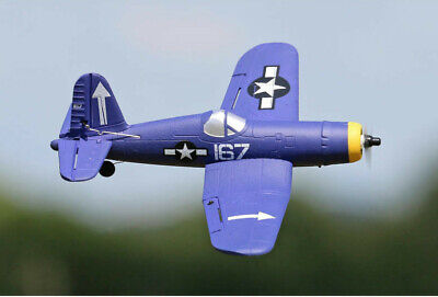 Sonik RC F4U Corsair 400 Ready To Fly 4-Ch RC Plane With Flight Stabilisation  • 78.95£