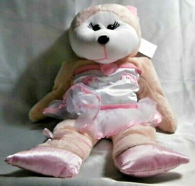 Skansen Cuddly Kid  Giselle  The Ballerina Bear New With Mint Tag  • 19.39£