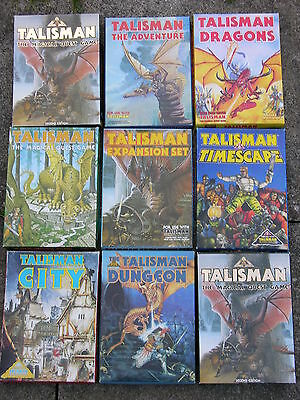 Talisman & Game Expansion Sets Multi-listing • 70£