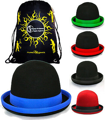 MANIPULATION HAT For Juggling + Travel Bag Tumbler Hats To Juggle -Various Sizes • 44.94£