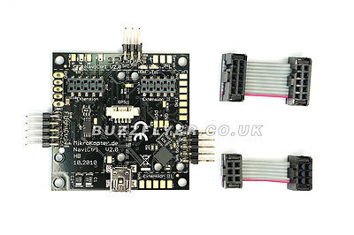 Mikrokopter Navi-Ctrl V2.0 (assembled) Including Cables • 139.95£
