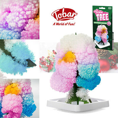 Magic Growing Tree Kit Grow Your Own Crystal Tree Science Experiment Toy Gift • 4.75£