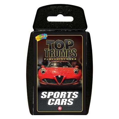 Sport Cars Top Trumps Card Game • 4.49£