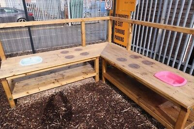 Mud Kitchen,playground,play Equipment,climbing Frame,Commercial,school,Fun,Kids • 995£