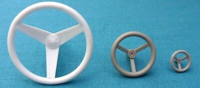 Model Steering Wheels 3 Sizes • 4.50£