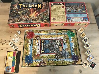 Talisman Games Workshop The Magical Quest Game • 50£
