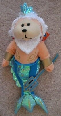 Skansen  Cuddly Kid   King Neptune The Bear   New & Mint With Mint Tag  • 13.85£