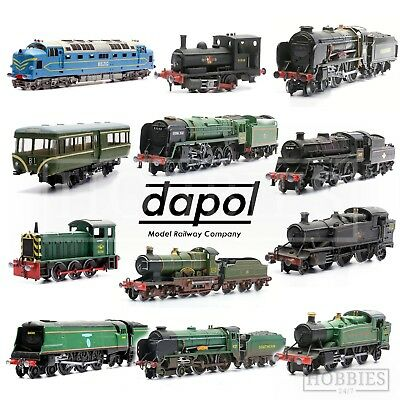 Dapol Locomotives Plastic Model Kits OO HO Gauge Scale Diesel Steam Railway • 11.99£