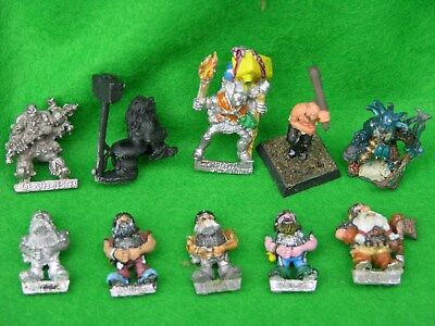 Gw, Citadel Miniatures Limited Editions & Rare Release, Painted Multi-listing • 35£