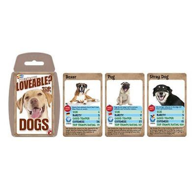 Top Trumps - Loveable Dogs • 4.79£