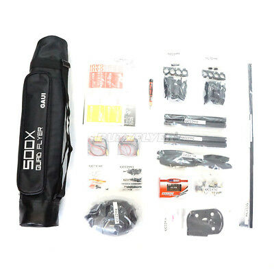Gaui 500X-S Quadcopter Complete Combo Kit (222003) • 129£