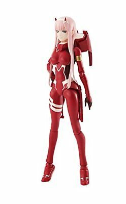S.H.Figuarts DARLING In The FRANXX ZERO TWO Action Figure BANDAI NEW From Japan • 135.63£