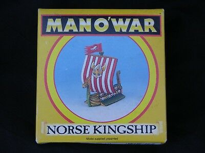 Games Workshop Man O War, Norse Fleet Multi-listing • 45£