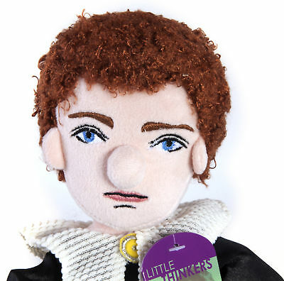 Marie Sklodowska Curie Soft Toy - Little Thinkers Doll • 24.99£