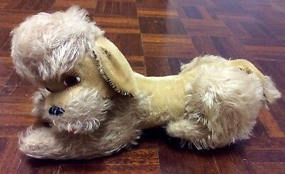 Vintage Soft Toy Dog 12  • 25£