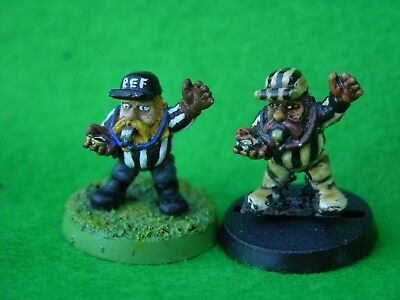 Blood Bowl Officials & Staff Multi-listing • 40£