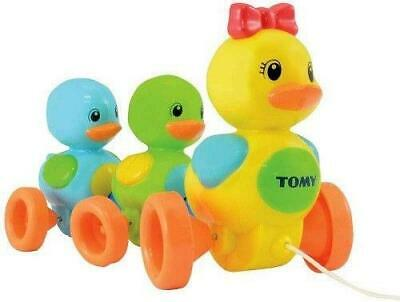 TOMY Toomies Quack Along Ducks Pull Along Toy With Sounds • 19.48£