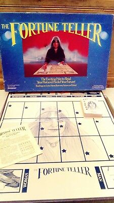 The Fortune Teller By Pressman C1989 *Complete* • 29.99£