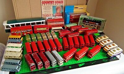 Diecast Model Toys: Buses & Coaches Part II - Sold As Individual • 2.99£