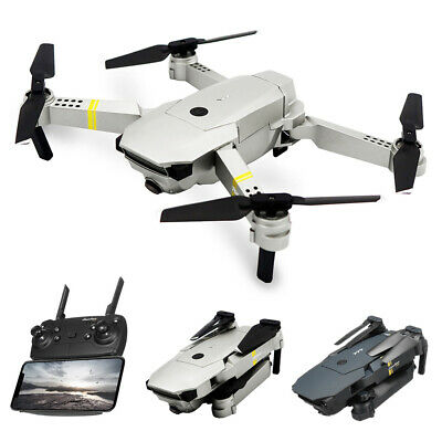 E58 WIFI FPV With 5MP RC Quadcopter Drone Camera High Altitude Hold Mode Toy • 56.09£