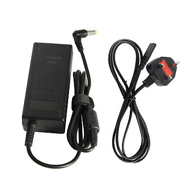Power Supply For 6A 50w LiPo Charger Fits Turnigy Accucel 6,iMax B6 UK Plug/Cord • 8.99£