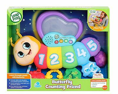 LeapFrog Counting And Colours Butterfly  **BRAND NEW** • 9.99£