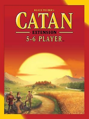 Mayfair Games Catan Expansion 5 To 6 Player Extension Board Game • 20.65£
