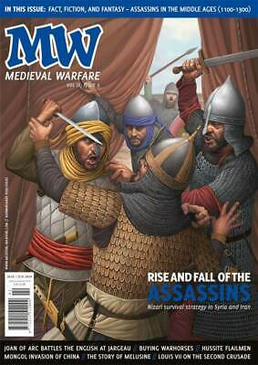 Medieval Warfare Vol Ix , Issue 2 - Rise And Fall Of The Assassins • 7.95£