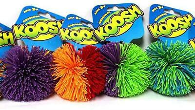 Koosh Ball 3  Ball - Assorted Colour 1 Supplied • 5.49£