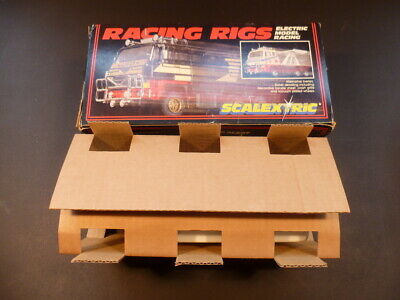 Scalextric C337 UFO Racing Rigs In Super Condition And Boxed • 95£