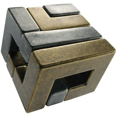 Huzzle Cast Coil Hanayama Puzzle - Level 4 (Difficulty Hard) • 11.75£