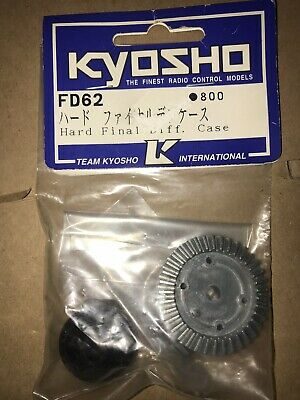 Kyosho FD-62 Hard Final Diff Gear And Case • 20£