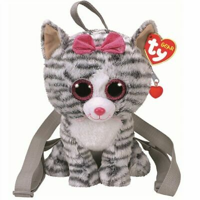 Ty Gear: Kiki The Cat Back-pack. • 9.95£