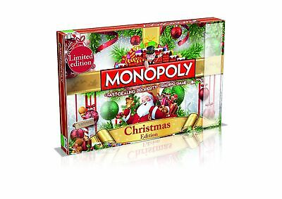 Christmas Monopoly Limited Edition • 28.31£