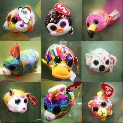 McDonalds Happy Meal Toy UK 2019 TY Babies Plush Cuddly Toys - Various • 9.75£
