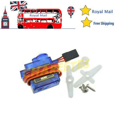 1set SG90 9G Micro Servo Motor RC Robot Arm Helicopter Airplane Remote Control Z • 8.21£
