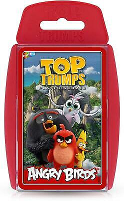 Angry Birds Top Trumps Card Game • 4.99£