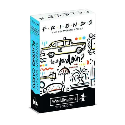 Friends Waddingtons Number 1 Playing Cards-35866 • 3.99£