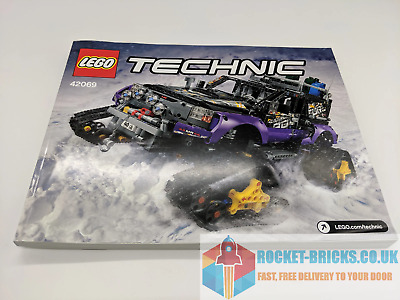 ⭐️lego Technic 42069 Extreme Adventure - Instruction Manual Only - Brand New⭐️ • 8.99£