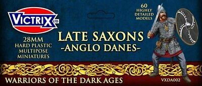Victrix-Late Saxons- Anglo Danes -28mm • 37.95£