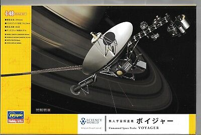 Hasegawa Unmanned Space Probe VOYAGER IN 1/48 54002 ST • 30.05£