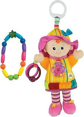 Lamaze My Friend Emily Doll And Bead Teether Gift Set Encourages Role Play • 21.29£