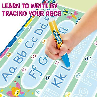 Tomy Aquadoodle My ABC Large Water Childrens Alphabet Learning Doodle Mat E72866 • 18.26£