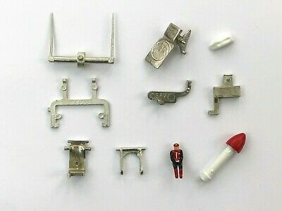 Dinky 104 Captain Scarlet SPV Replacement Parts (Reproduction). • 2.90£